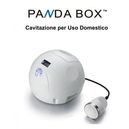 PANDA BOX - CAVITAZIONE ULTRASONICA